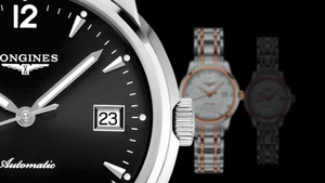 The Longines Saint-Imier Collection