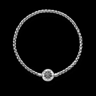 Thomas Sabo Armband Karma Beads KA0002-001-12-L20