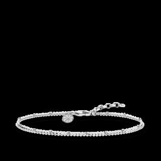 Thomas Sabo Armband Karma Beads KA0004-001-21-L19V
