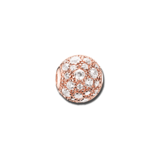 Thomas Sabo Bead Crushed Pavé Rosé K0105-416-14