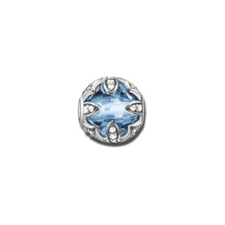 Thomas Sabo Bead Lotos Blau K0106-644-1