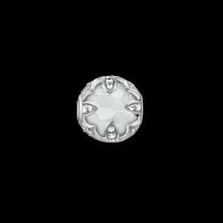 Thomas Sabo Bead Lotos Milky Quarz K0143-690-14