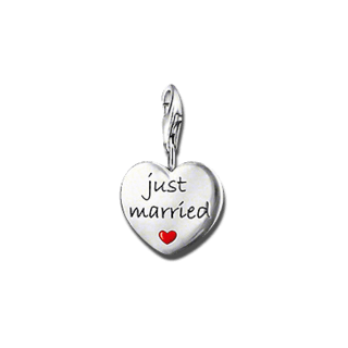 Thomas Sabo Charm Just Married 0674-007-10