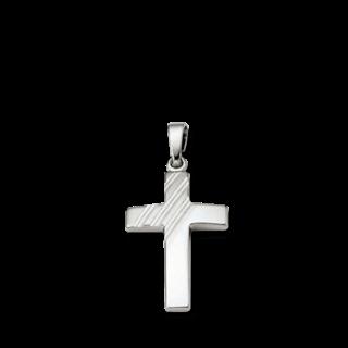 Brogle Atelier Anhänger Kreuz C401-028