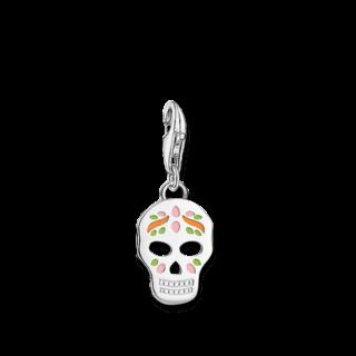 Thomas Sabo Anhänger Mexikanischer Totenkopf 1436-007-21