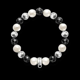 Thomas Sabo Armband Perle X0189-451-18-M