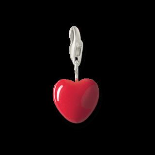 Thomas Sabo Charm Rotes Herz klein 0125-007-10