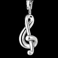 Thomas Sabo Charm Violinschlüssel 0845-001-12