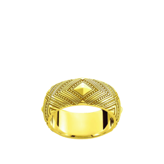 Thomas Sabo Ring Afrika Ornamente TR2127-413-39