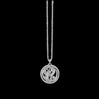 Thomas Sabo Halskette mit Anhänger Amulett KE1543-001-12-L45V