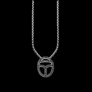 Thomas Sabo Halskette mit Anhänger Aufgehende Sonne KE1523-643-11-L45V