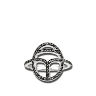 Thomas Sabo Ring Aufgehende Sonne TR2109-643-11
