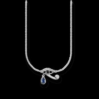 Thomas Sabo Halskette mit Anhänger Auge des Horus KE1521-644-32-L45V