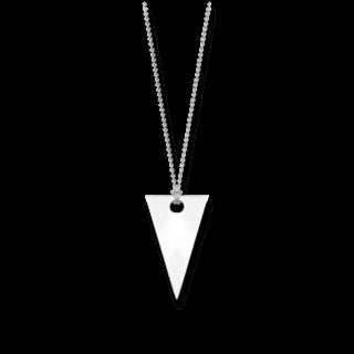 Thomas Sabo Halskette mit Anhänger Dreieck KE1541-001-12-L80
