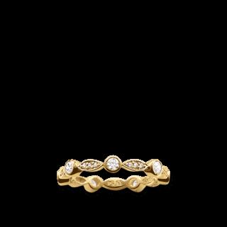 Thomas Sabo Ring Eternity TR1985-414-14