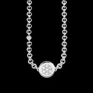 Thomas Sabo Halskette mit Anhänger Glam & Soul D_KE0003-725-14-L45V