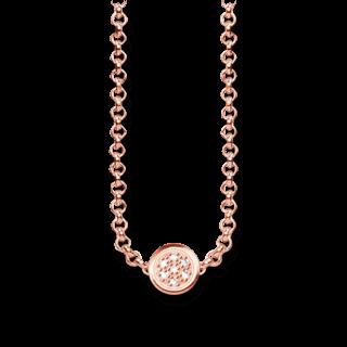 Thomas Sabo Halskette mit Anhänger Glam & Soul D_KE0003-923-14-L45V