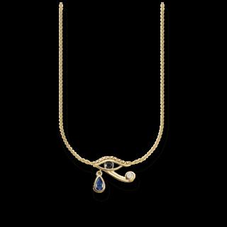 Thomas Sabo Halskette mit Anhänger Glam & Soul KE1521-632-32-L45V