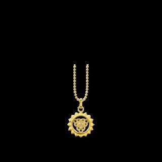 Thomas Sabo Halskette mit Anhänger Glam & Soul KE1687-414-39-L45V