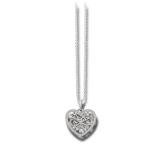 Thomas Sabo Halskette mit Anhänger Herz KE1556-051-14-L45V