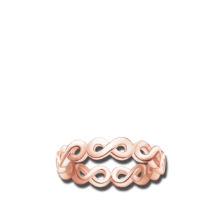 Thomas Sabo Ring Infinity TR2124-415-12