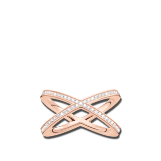 Thomas Sabo Ring Glam & Soul TR2138-416-14