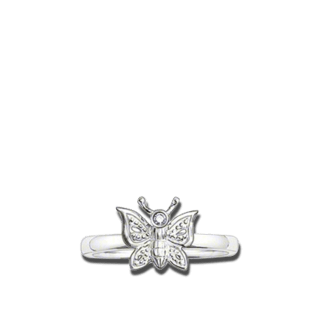 Thomas Sabo Ring Schmetterling SD_TR0005-153-14