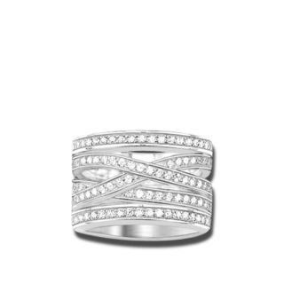 Thomas Sabo Ring The Eternity of Love TR2013-051-14