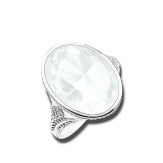 Thomas Sabo Ring The Purity of Lotos TR2040-690-14