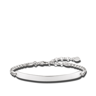 Thomas Sabo Armband Love Bridge LBA0047-001-12-L19.5V
