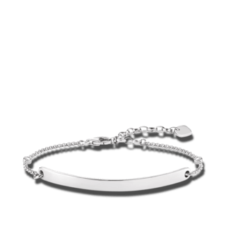 Thomas Sabo Armband Love Bridge LBA0099-051-14-L19V