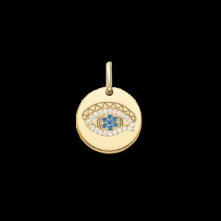 Thomas Sabo Charm Auge des Horus LBPE0009-632-32