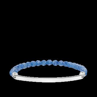 Thomas Sabo Armband Blau LBA0001-624-32-L17.5