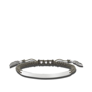 Thomas Sabo Armband Feder LBA0071-907-5-L21V