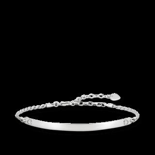 Thomas Sabo Armband Herz LBA0045-051-14-L18V