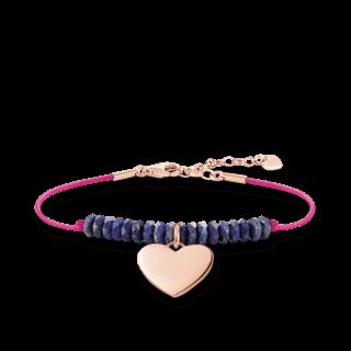 Thomas Sabo Armband Herz Rosé LBA0081-906-1-L19.5V