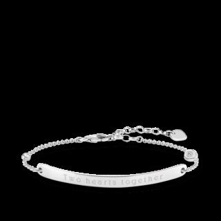 Thomas Sabo Armband Nazar Auge LBA0101-051-14-L19V