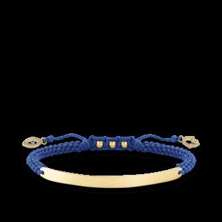 Thomas Sabo Armband Nazar Auge Gold LBA0067-899-1-L21V