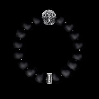 Thomas Sabo Armband mit Anhänger Rebel at Heart A1578-812-11-L18