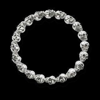 Thomas Sabo Armband Skulls A1268-001-12-L17
