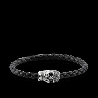 Thomas Sabo Armband Totenkopf UB0009-820-11-L19