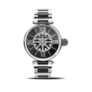 Thomas Sabo Damenuhr Glam & Soul Quarz 38mm WA0298-290-203-38MM