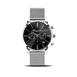 Thomas Sabo Herrenuhr Eternal Rebel Chrono WA0245-201-203-42MM