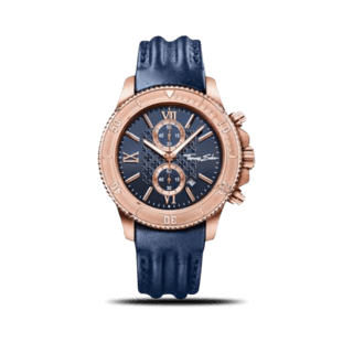 Thomas Sabo Herrenuhr Rebel Race WA0214-270-209-44MM