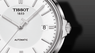 Tissot Automatics III Date