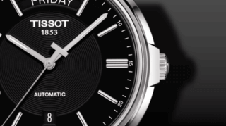 Tissot Automatics III Day Date Panorama