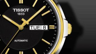 Tissot Automatics III Day Date