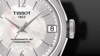 Tissot Ballade Powermatic Lady COSC
