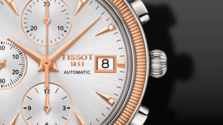 Tissot Bridgeport Automatic Chronograph A05