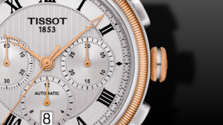 Tissot Bridgeport Automatic Chronograph